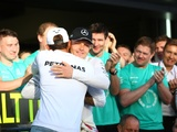 Lauda hails Bottas - 'He's 'a very good replacement for Rosberg'