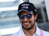 Official: Perez remains with Force India for 2018