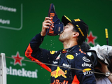 Ricciardo misses 'shoey' celebration