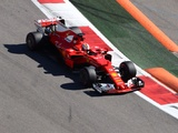 Vettel, Ferrari fastest again to close out Russian GP practice