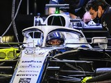 """Impatient"" Aitken made first contact with Williams on F1 seat for Sakhir GP"