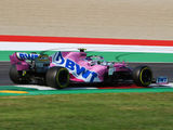 Perez forced to wait for updates after Stroll's crash