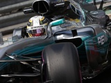 Hamilton finds 2017 tyres hard to read, 'numb' at times