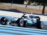 Mercedes concludes Paul Ricard wet test