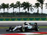 Supreme Lewis Hamilton beats Nico Rosberg to pole in Malaysia