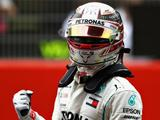 Lewis Hamilton on Spanish GP pole for Mercedes front row