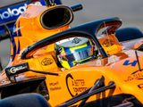 Norris won McLaren battle with 'decent' lap