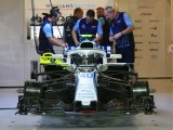 Williams Martini Racing Confirm their Abu Dhabi Tyre Test Line Up
