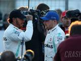 Bottas: No 'magic' behind reduced gap to Hamilton