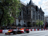 Red Bull conquered the streets of Budapest