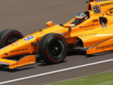 Alonso fourth again at Indy