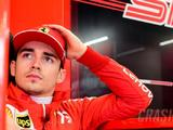 Binotto: Ferrari didn't compromise Leclerc for Vettel