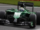 Kobayashi 'very happy', Ericsson to start from pits
