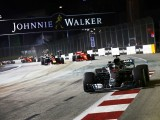 Singapore Grand Prix: Lewis Hamilton wins, F1 title rival Vettel third