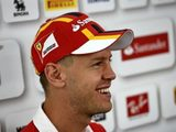 "Sebastian Vettel: ""The speed is there, so I am optimistic"""
