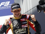 F3 champion Ocon to test 2012 Lotus