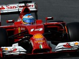 Alonso points to rear end problems of F14 T