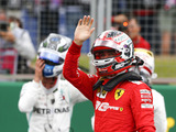 Leclerc thanks Verstappen for overtaking lessons