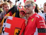 Vettel feels racing will help Ferrari following Marchionne passing