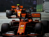 Vettel: Ferrari can't win everywhere like Mercedes