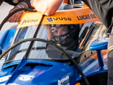 """Hulkenberg compares IndyCar """"monsters"""" to F1 after maiden test"""