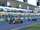Vettel: Only real chequered flag should end GPs after Suzuka error