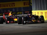 Singapore GP battle with Verstappen saved Kvyat's F1 season