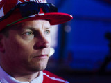 Raikkonen admits disappointment