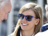 Wolff hopes to inspire more girls to get involved
