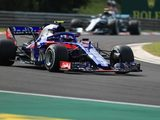 Toro Rosso Drivers 'Positive' after Friday Practice Sessions in Hungary