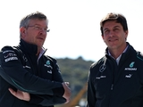 Wolff responds to Brawn's 'trust issues' comments
