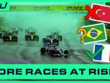 Video: Which F1 2021 races are at risk?
