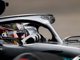 Hamilton pole drought hits Mercedes record