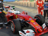 Vettel leads driver qualy anger