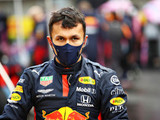 """It hurts,"" admits Albon"