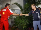 Vettel 'shocked' by Domenicali exit