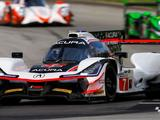 Team Penske Acura front row lock-out at Mid-Ohio