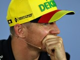 Hulkenberg recalls 'uncomfortable' crash