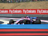"French Grand Prix a ""disappointing day"" for Ocon"