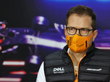 Seidl hails impact of 'very strong' McLaren line-up