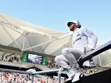 Palmer: Lewis probably feels hard done by