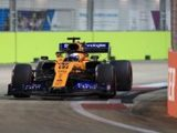 Sainz Jr. bemoans disappointing Singapore Grand Prix result