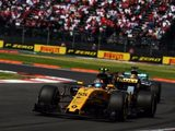 "Mexican GP ""a difficult day"" for Renault says Carlos Sainz Jr."