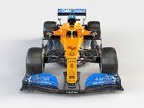 McLaren takes covers off MCL35 at technology centre