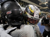 Rosberg had 'base respect' with Hamilton