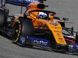 Sainz Jr. content with 'productive' post-Bahrain GP test for McLaren