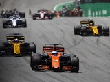McLaren has overcome Renault F1 engine packaging headaches