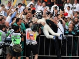 Wolff 'very proud' of Bottas after first win