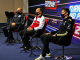 Turkish GP: Friday Press Conference - Part 2
