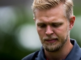 Unwell Magnussen needs all-clear from FIA doctor